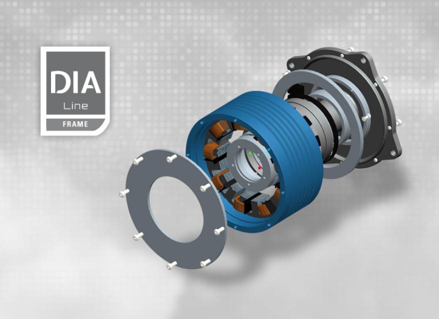 Motore Torque – DIA Line – Frame